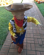 Toy Story Woody Halloween Costume