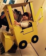 Tractor Homemade Costume