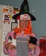 Traditional Holidays Homemade Costume