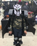 Transformer Tank Homemade Costume