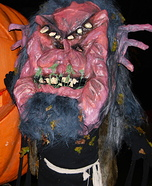 Trantor the Troll Costume