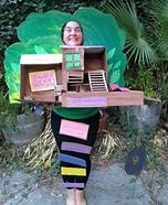 Treehouse Homemade Costume
