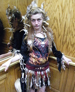 Tribal Witch Doctor Homemade Costume
