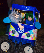 VW Wagon Costume
