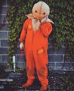 Trick 'r Treat Sam Homemade Costume
