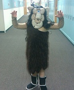 Troll Costume for Kids
