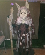 Troll Homemade Costume