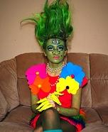 Troll St. Troll Homemade Costume