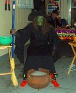 True Witch Costume