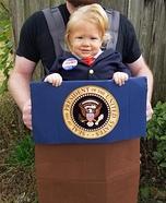 Trump 2020 Homemade Costume