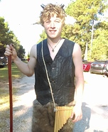Tumnus from Narnia Homemade Costume