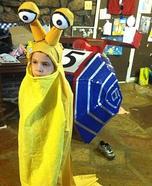 Turbo Homemade Costume