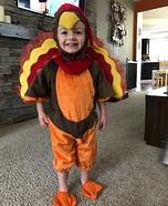 Turkey Bird Costume