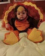 Turkey Pot Pie Baby Costume