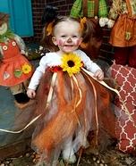 Tutu Scarecrow Homemade Costume