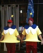 Tweedle Dee & Tweedle Dum Costume