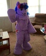 Twilight Sparkle Homemade Costume