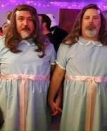 Twins from The Shining Adult Costume