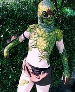 Twist of Nature Homemade Costume