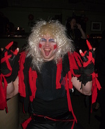 Twisted Sister Adult Costume