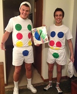 Twister Adult Costume