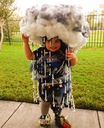 Twister Tornado Homemade Costume