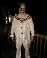 DIY Twisty the Clown Costume