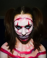 Women's Twisty the Clown Costume