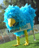 Twitter Critter Costume