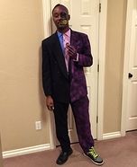 Two Face Costume for Men