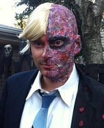 Two-Face Adult Costume