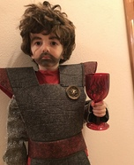 Tyrion Lannister Homemade Costume