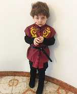 Tyrion Lannister from Game of Thrones Homemade Costume