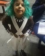 Umpa Lumpa Homemade Costume