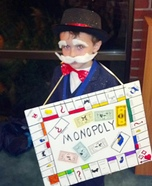 Uncle Pennybags The Monopoly Guy DIY Costume
