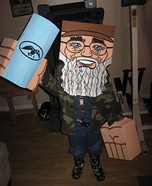 Duck Dynasty Uncle Si Costume