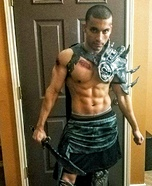 Undead Knight Homemade Costume