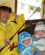 Under the Sea Costume for Families