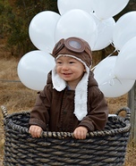 Up and Away Homemade Costume