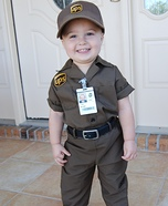 Cute baby costume ideas: Big Brown Costume