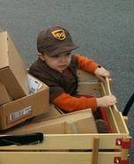UPS Man Costume