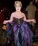 Awesome DIY Ursula Costume