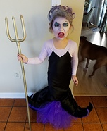 Girl's Ursula Costume