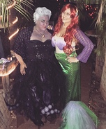 Little Mermaid Ursula Costume