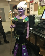 Ursula Homemade Costume