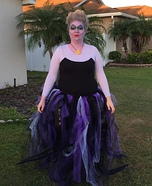 Coolest Ursula the Sea Witch Costume