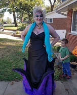 Women's Ursula the Sea Witch Costume
