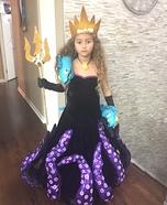 Ursula the Sea Witch Homemade Costume