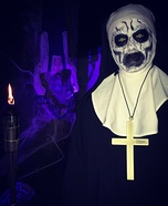 Valak Homemade Costume