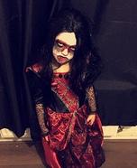 Girl's Vampire Costume